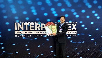 "НИКИРЭТ на выставках ""Interpolitex-2019"" и ""Граница-2019"""
